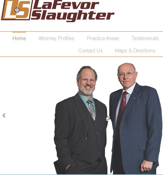 Lafevor and Slaughter attorneys, James LaFevor and Patrick Slaughter EXPOSED!