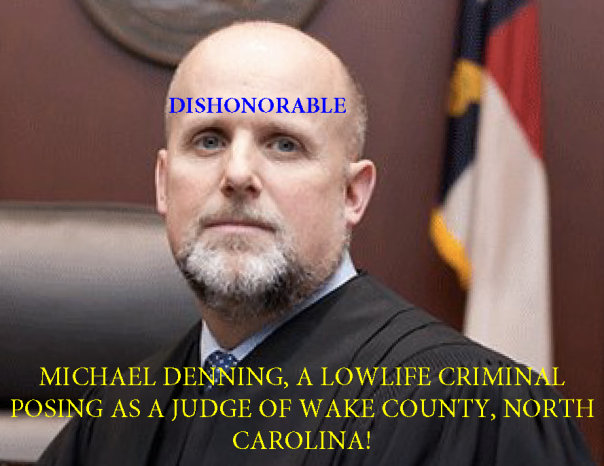 FORMER FAMILY COURT JUDGE, Michael Denning EXPOSED!