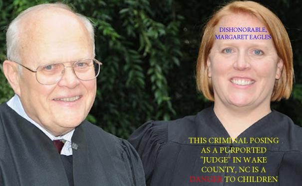 JUDGE MARGARET EAGLES EXPOSED!